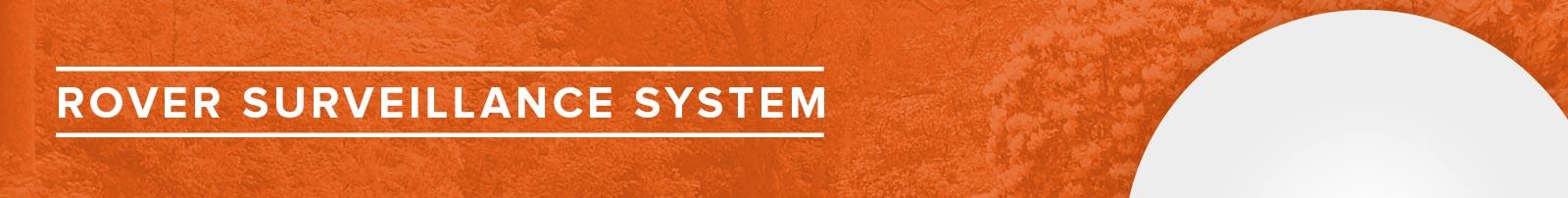 Rover Surveillance System